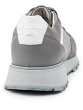 Кроссовки Santoni MBVC20364 100% кожа Серый Италия изображение 3