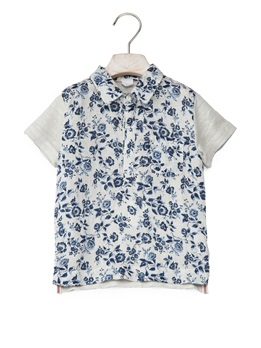 Рубашка 120% Lino L1B7367