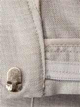 Брюки Les Copains 0L3029 60% шерсть, 37% вискоза, 3% эластан Светло-серый Румыния изображение 5
