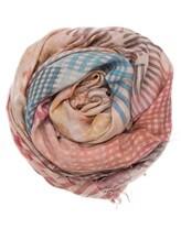 Платок Faliero Sarti 2047 65% модал, 35% полиэстер Грязно-розовый Италия изображение 0