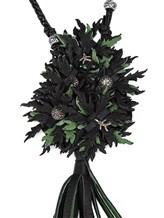 Бусы Henry Beguelin PC0330 100% кожа Черный Италия изображение 1