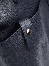 Сумка ZANELLATO 6110 100% кожа Темно-синий Италия изображение 7