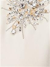 Платье Brunello Cucinelli AE561 100% шёлк Натуральный Италия изображение 4