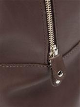 Рюкзак Tramontano 1285 100% кожа Темно-коричневый Италия изображение 4