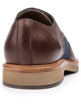 Ботинки Brunello Cucinelli 168 100% кожа Сине-коричневый Италия изображение 3