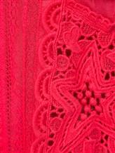Блуза Tsumori Chisato TC77FJ023 100%хлопок Красный Индия изображение 4