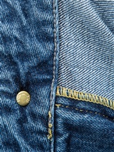 Джинсы PT05 46L2 98% хлопок, 2% эластан Сине-голубой Румыния изображение 5
