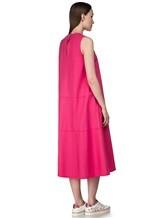 Платье Piazza Sempione A596 94% хлопок 6% эластан Розовый Италия изображение 3