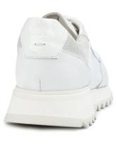Кроссовки Santoni WBVC60176 100% кожа Белый Италия изображение 3