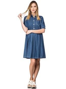 Платье Les Copains Blue 0J5105