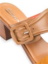 Босоножки Santoni WHMR56505 100% кожа Рыжий Италия изображение 5