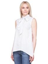 Рубашка Brunello Cucinelli N7006 96% хлопок, 4% лён Белый Италия изображение 0