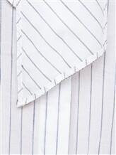 Рубашка Brunello Cucinelli N7006 96% хлопок, 4% лён Белый Италия изображение 4