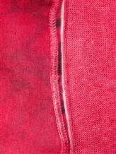 Джемпер AVANT TOI 217D1150 70% кашемир, 30% шёлк Брусничный Италия изображение 5