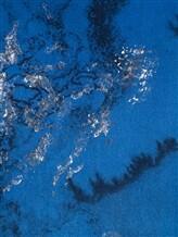 Джемпер AVANT TOI 217D1150 70% кашемир, 30% шёлк Синий Италия изображение 5