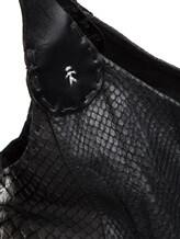 Сумка Henry Beguelin BD3000 100% кожа Черный Италия изображение 5