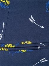Юбка Schumacher 449207 100% шёлк Синий Германия изображение 4
