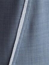 Платье Lorena Antoniazzi LP3131X1 96% шерсть/ 4% эластан Серо-голубой Италия изображение 4