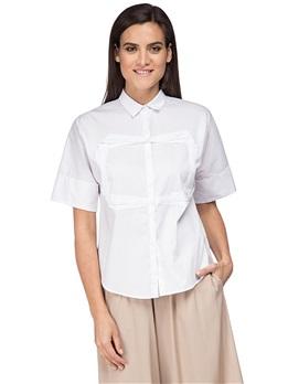 Рубашка Balossa white shirt BA0093