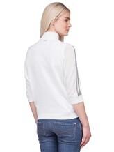 Кардиган Brunello Cucinelli 511516 75% лён, 25% шёлк Белый Италия изображение 3