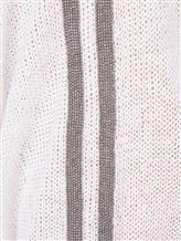 Кардиган Brunello Cucinelli 511516 75% лён, 25% шёлк Белый Италия изображение 4