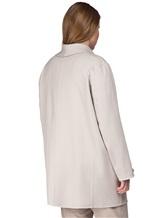 Пальто Peserico S20392 50% шерсть, 50% кашемир Светло-бежевый Италия изображение 3