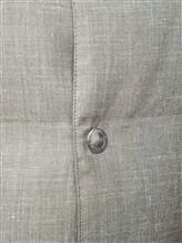 Жилет (верхняя одежда) Brunello Cucinelli 1182 50% шерсть, 30% шёлк, 20% лён Серо-зеленый Италия изображение 5