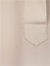 Блуза Rosso 35 S3109T 100% шёлк Серо-бежевый Италия изображение 4