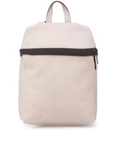 Рюкзак Brunello Cucinelli 1499 100% кожа Бледно-розовый Италия изображение 0
