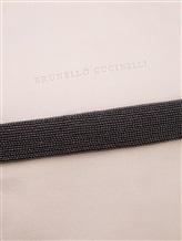 Рюкзак Brunello Cucinelli 1499 100% кожа Бледно-розовый Италия изображение 3