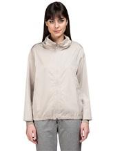 Куртка Peserico S24066 100% полиэстер Бежевый Италия изображение 2