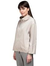 Куртка Peserico S24066 100% полиэстер Бежевый Италия изображение 3