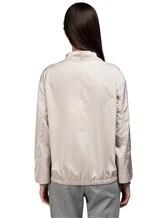 Куртка Peserico S24066 100% полиэстер Бежевый Италия изображение 4