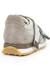 Кроссовки Peserico S39265C0 80% кожа, 9% хлопок, 4% полиуретан, 4% полиэстер, 2% вискоза, 1% металл Серый Италия изображение 3