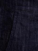 Шорты Brunello Cucinelli W0240 100%хлопок Синий Италия изображение 4