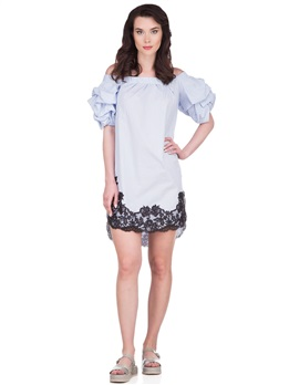 Платье Ermanno Scervino D302Q399