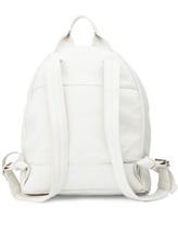 Рюкзак Santoni UIBBA1472 100% кожа Белый Италия изображение 2