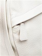 Рюкзак Santoni UIBBA1472 100% кожа Белый Италия изображение 5