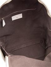 Рюкзак Santoni UIBBA1472 100% кожа Белый Италия изображение 6