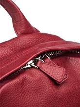 Рюкзак Santoni UIBBA1472 100% кожа Бордовый Италия изображение 6