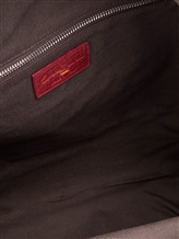 Рюкзак Santoni UIBBA1472 100% кожа Бордовый Италия изображение 8