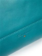 Рюкзак Santoni UIBBA1472 100% кожа Бирюзовый Италия изображение 5