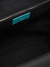 Рюкзак Santoni UIBBA1472 100% кожа Бирюзовый Италия изображение 6