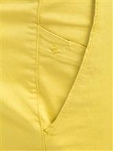 Брюки EREDA SC\1 97% хлопок 3% эластан Желтый Италия изображение 4