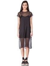 Платье Marcobologna MAB526 100% полиэстер Черный Италия изображение 1