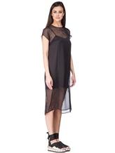 Платье Marcobologna MAB526 100% полиэстер Черный Италия изображение 2