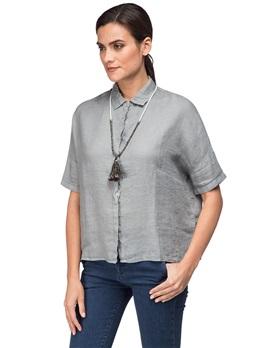 Рубашка 120% Lino L3W1123