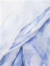 Палантин Lorena Antoniazzi LP3192F1 90% модал, 10% кашемир Голубой Италия изображение 1