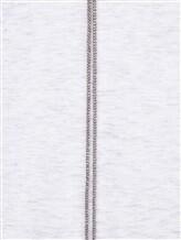 Топ Brunello Cucinelli D6032 93% хлопок, 7% эластан Серый Италия изображение 4