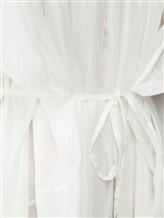 Платье Semi COUTURE E7E403 100%хлопок Белый Италия изображение 5